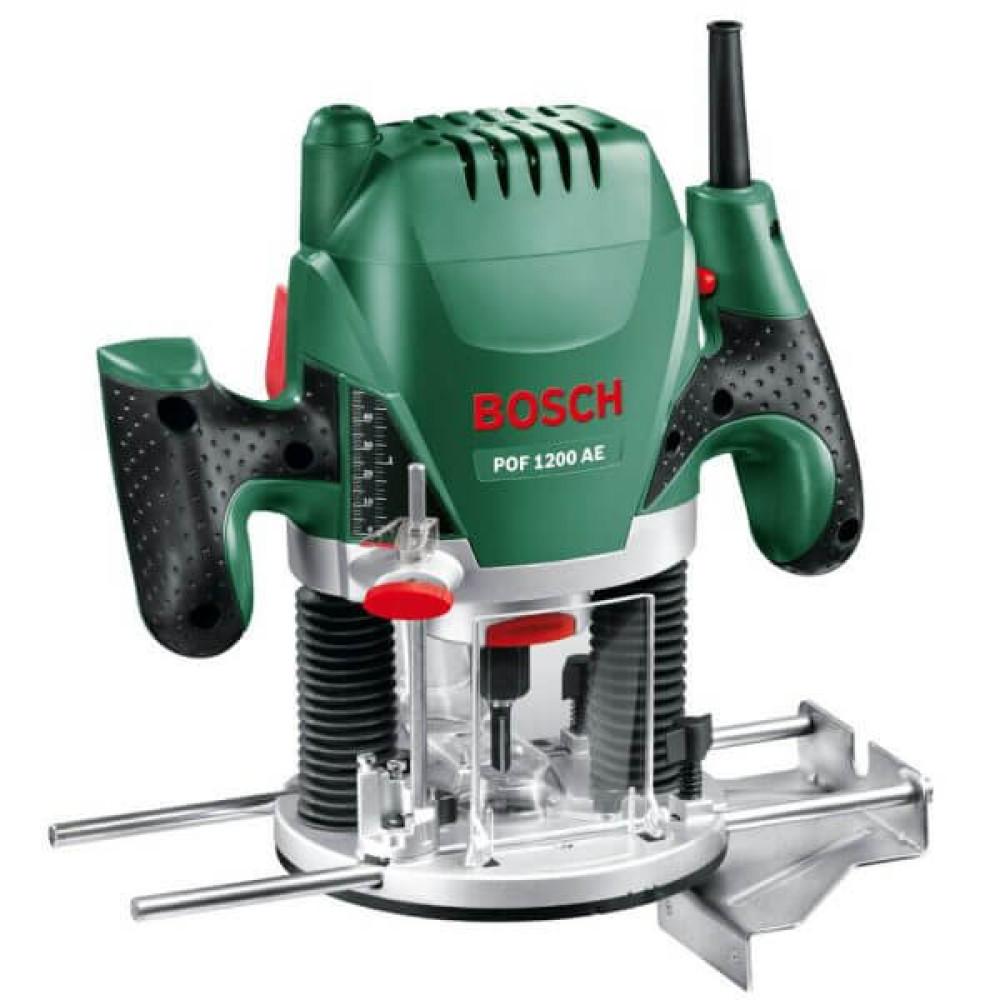Вертикальный фрезер Bosch POF 1400 ACE