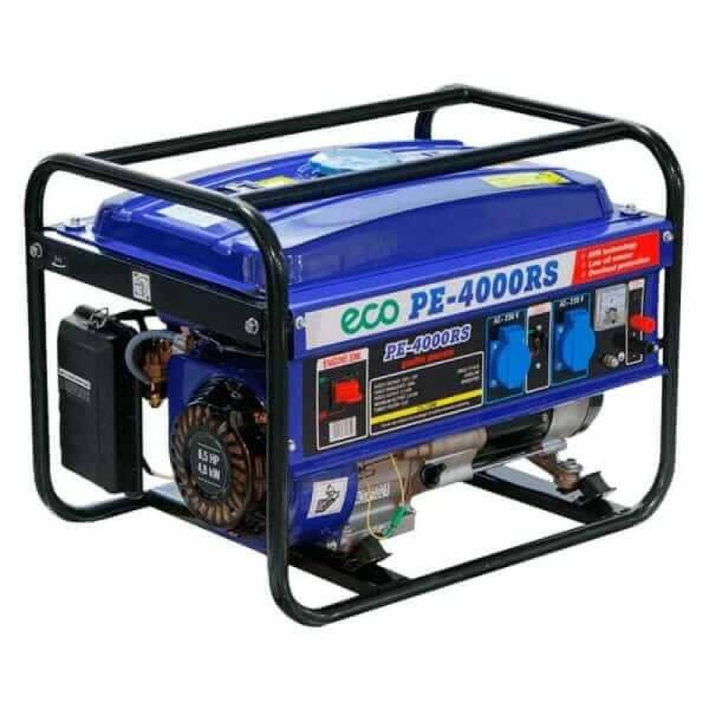 Бензиновый генератор ECO PE 6500 RS