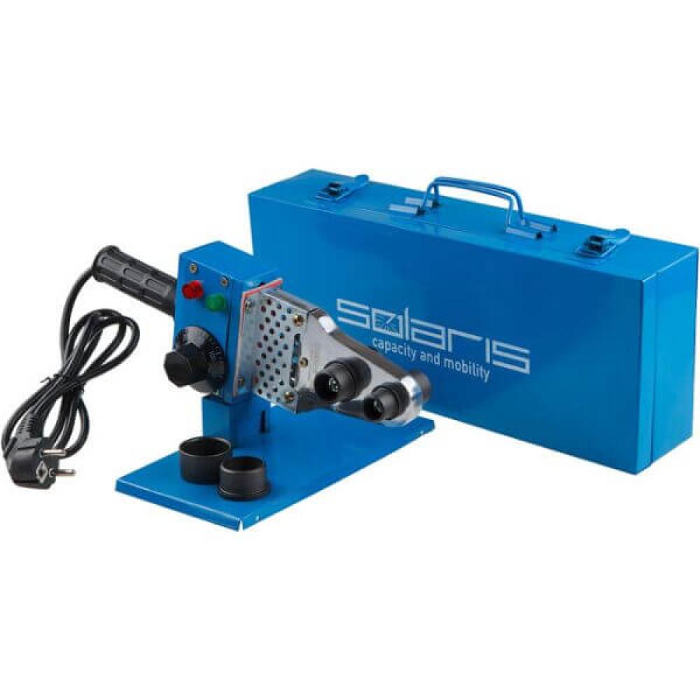 Аппарат для сварки труб Solaris PW-1001