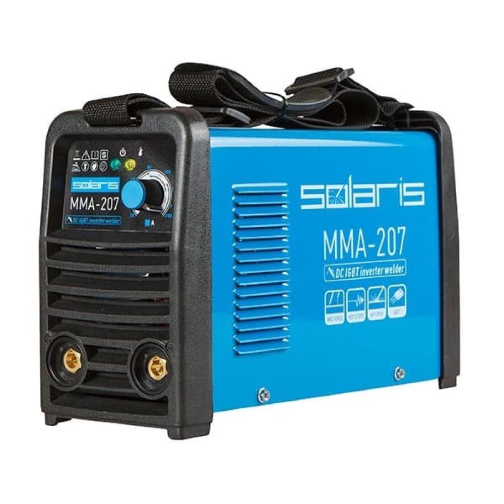 Сварочный инвертор Solaris MMA-207