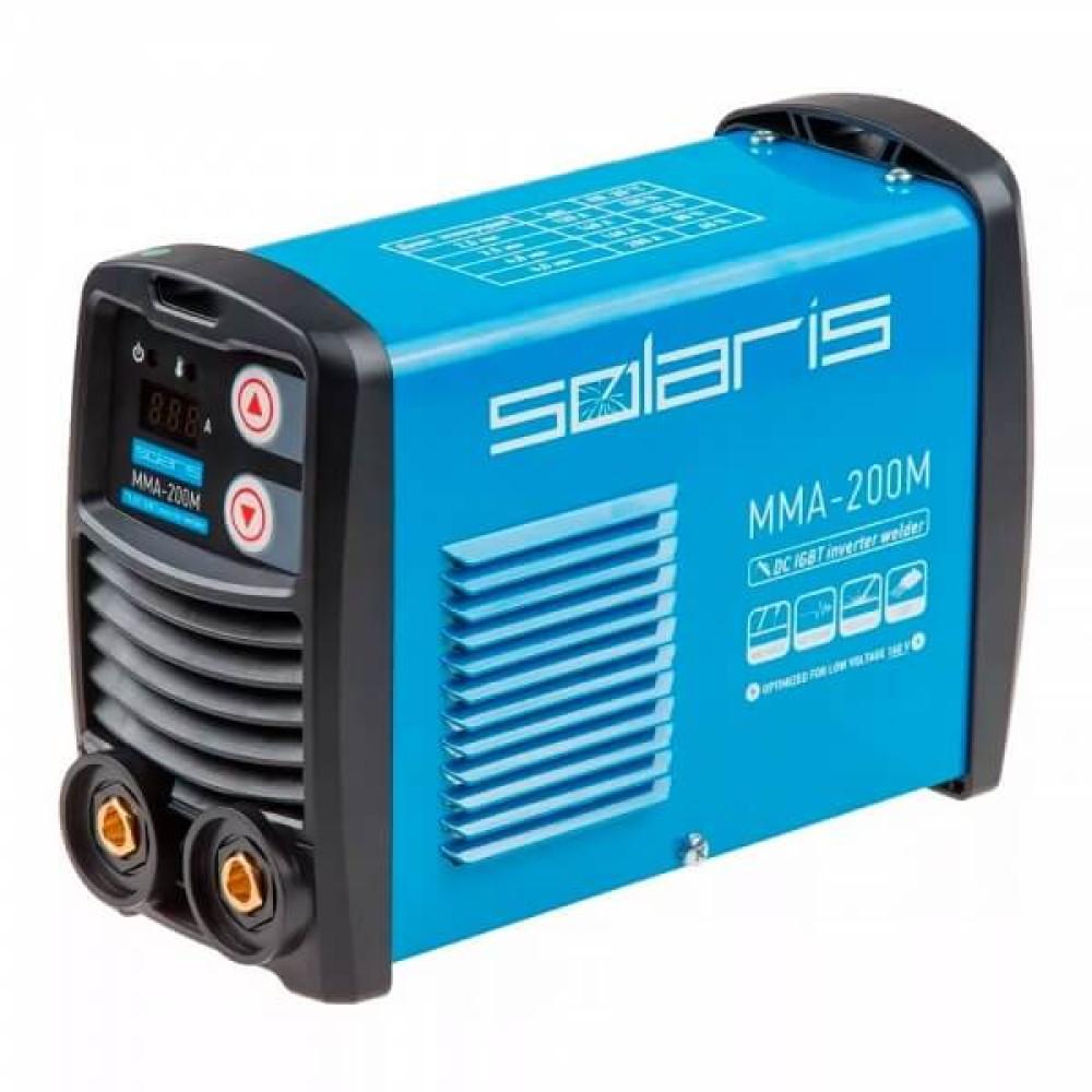 Сварочный инвертор Solaris MMA-200M