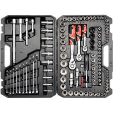Универсальный набор инструментов Yato YT-38901 (122 предмета)